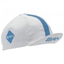 BRN CAP WHITE/LIGHT BLUE