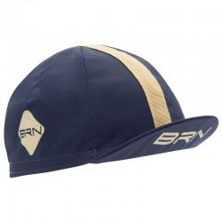 BRN CAP BLUE/CAPPUCCINO