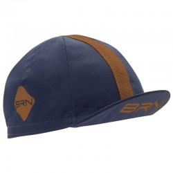 BRN CAP BLUE/BROWN