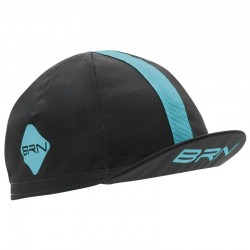 BRN CAP GREY/LIGHT BLUE