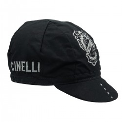CREST BLACK Cap