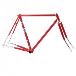 VINTAGE CHIANTI RED FRAME