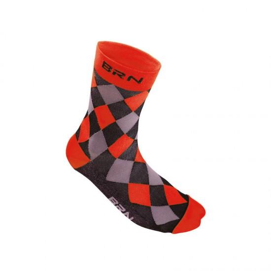 BRN Checkered socks