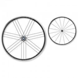 Campagnolo Zonda C17 Road Clincher Wheelset Campy Freewheel