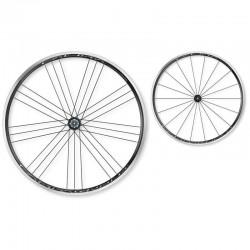 Campagnolo Khamsin Asymmetric G3 Road Wheelset Shimano Freewheel