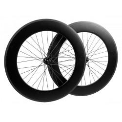 BLB Notorious 90 Wheelset - Black MSW – 32h front/32h rear