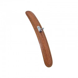FRONT 40x300mm WOODEN MUDGUARD